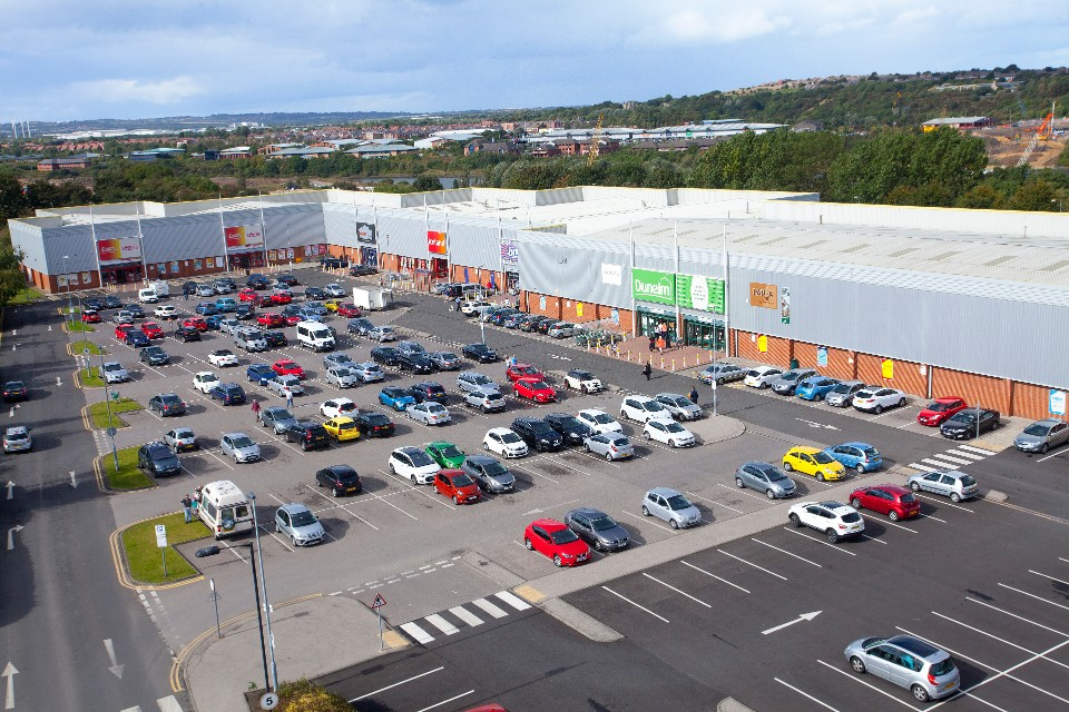 shop pallion retail park