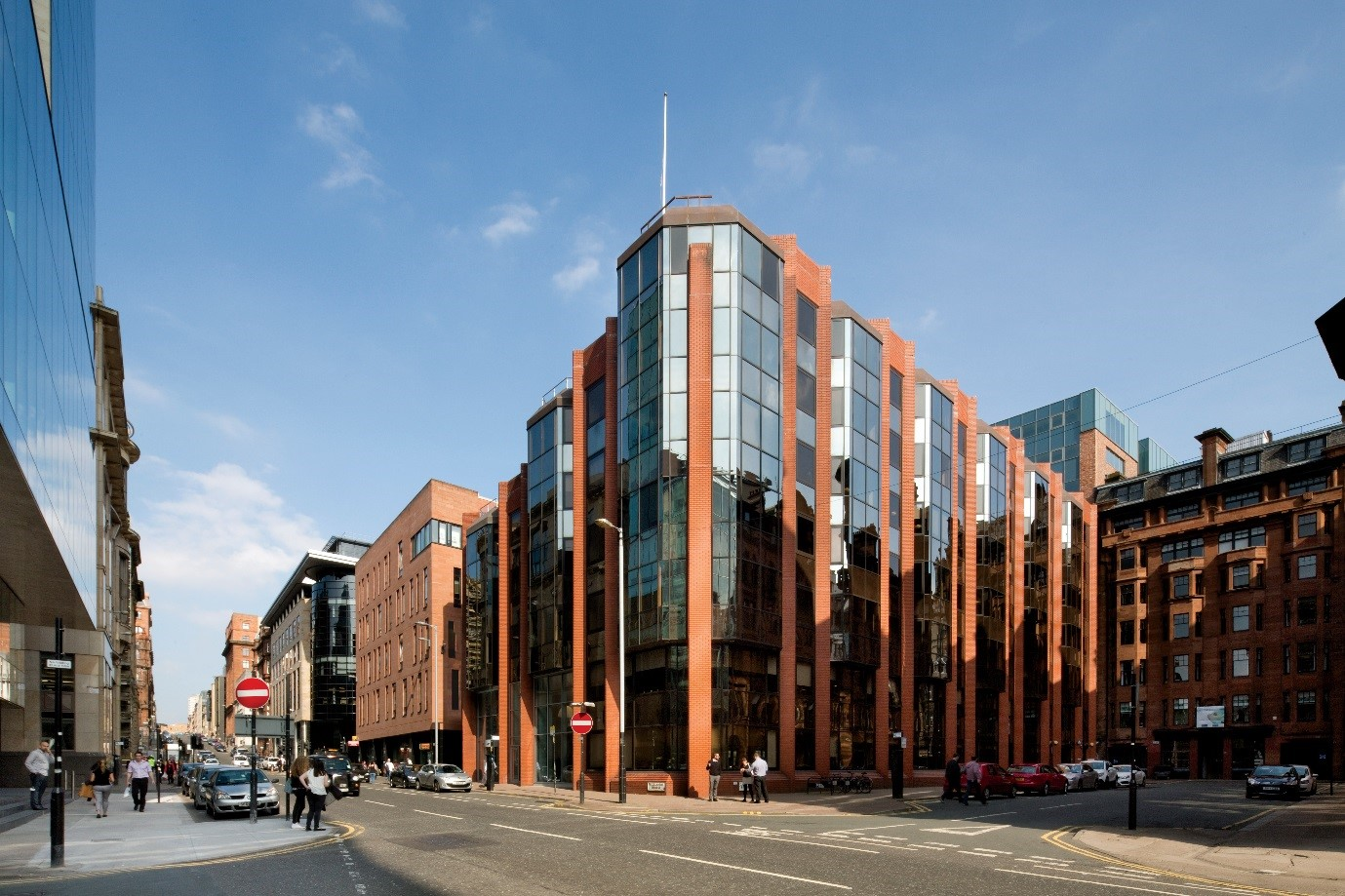 Clydebuilt Limited Partnerships First Office Purchase