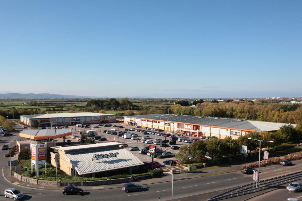 Clwyd Retail Park Rhyl Ediston